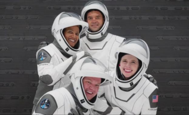 Аматьори в Космоса - малко след 3.00 часа тази сутрин
