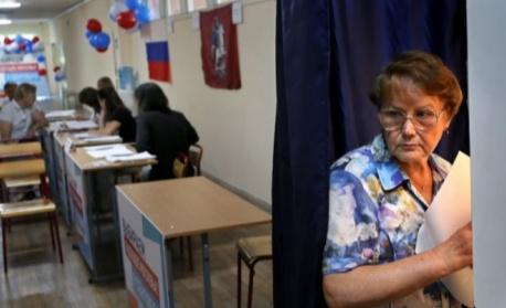 Продължава гласуването на парламентарните избори в Русия