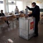 """""""Единна Русия"""" очаква победа на парламентарните избори"""