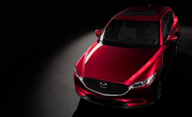 Японската компания Mazda разработва всъдеход от ново поколение, който ще