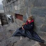 Хижари оставиха Мира Добрева навън насред буря