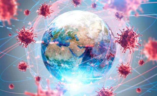 Броят на заразените и смъртните случаи от COVID-19 по света