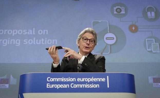 ЕС е на път да въведе универсално зарядно устройство. Европейската