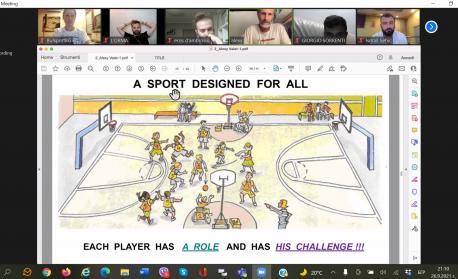 Онлайн модулът на Спортна Дипломатическа Академия продължава с приобщаващ спорт