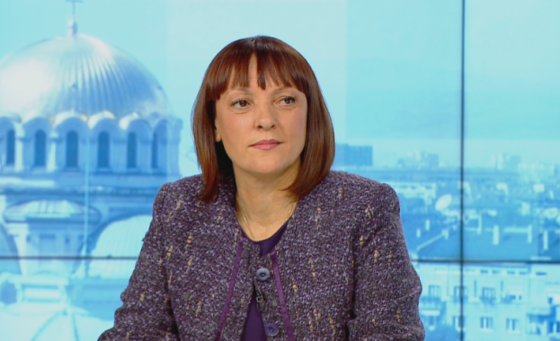 Екатерина Йорданова е новият председател на Жени-ГЕРБ