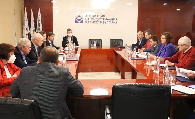 Корнелия Нинова: Влизаме  подготвени в парламента с конкретни мерки и ще бъдем фактор на стабилност