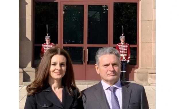 Обръщение на Николай Малинов-кандидат за президент и на Светлана Косева-кандидат за вицепрезидент на РБ