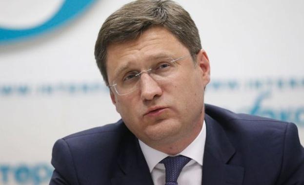 Александър Новак: Все още няма искане от ЕС за увеличаване на руските доставки на природен газ
