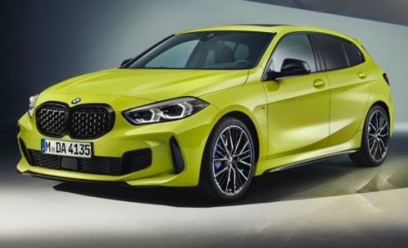 BMW подобри спортното M135i xDrive