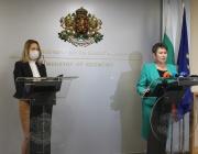 Министър Везиева: Една трета от нередностите по ОПИК са открити в Северозападния регион на България